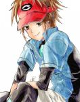Kyohei  (Pokemon Special)  #4 Request by MetalDBN