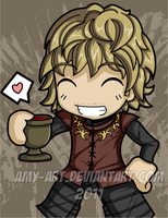 Tyrion - Game of Thrones by amy-art
