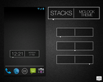 Stacks mClock theme by chrisbanks2