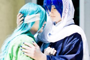 Vocaloid - Those who see with their heart by Another-Rose