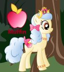Commision for lilyBear52 : Muffin Ponification by Willemijn1991