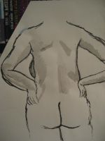Life Drawing: Numero Seven-o by TheLamadude