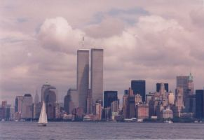 Twin Towers by razzypuff