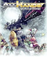 Navy All Hands Cover 2013 holiday contest by westwolf270