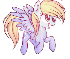 Derpy Hooves by Mite-Lime
