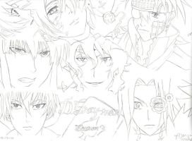 D. Gray-man, Season 3 by MoPotter