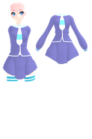 MMD School Uniform DL by 2234083174