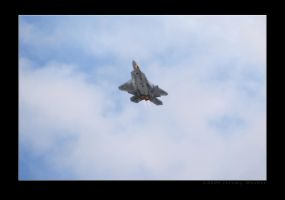 F-22 Aviation Nation 2008 by jdmimages
