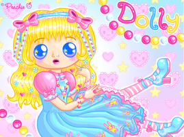 Dolly Beads by Princess-Peachie