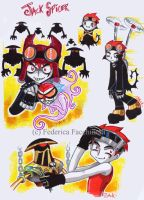 JACK SPICER by Jack666rulez
