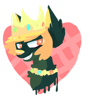 King Oxy by annaza0000