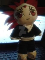 Renji Chibi Doll Complete by nightelfy