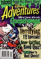 Disney Adventures Goosebumps by RobertRath