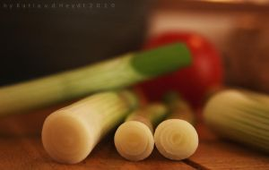 Vegetables by Fuzl