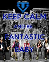 Fantastic Baby (Big Bang) Poster by Xinahs