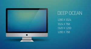 Deep Ocean Wallpaper by ZhioN360