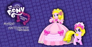 Marie Antoinette Equestria girls version 2 by jucamovi1992