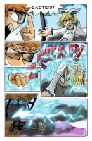 No World Order - Page 6: Electric Blue by Tahkyn