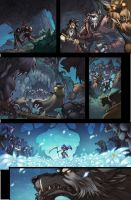 WoW Curse of the Worgen 5 pg15 by Tonywash
