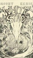 Mount Eerie: White Stag by Fish-man