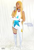 Cosplay of Layla Hamilton - Kaleido Star by vivianenobre