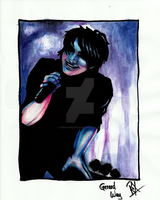 Gerard Way II by xMisguidedxRox