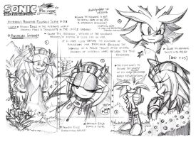 Sonic The Hedgehog Pre-Mode 01 by darkspeeds