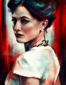 Irene Adler by alicexz