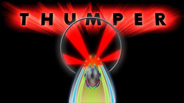 THUMPER | #8 | DON'T MESS WITH THE LASERS by Pin-eye