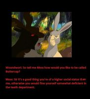 Funny Watership Down 43 by CrispinVCampion