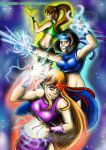 Three Times the Power by GreenRaptor15