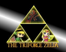 the triforce by SarToons