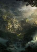 mattepainting by pirsion
