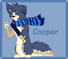 .:CP:. Cooper by Lalaloraa