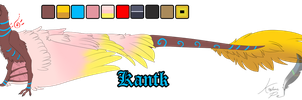 Kantk - Molwing - Refrence Sheet by Kaylimepie