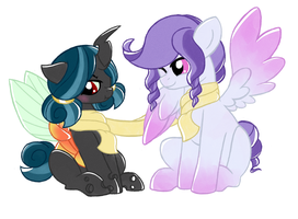 Friends by mississippikite