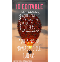 ID Editable by KattyEditionss