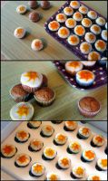 Petit Fours by pandrina