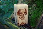 Boxer Dog Candle Holder Commission by CosmosCrafts