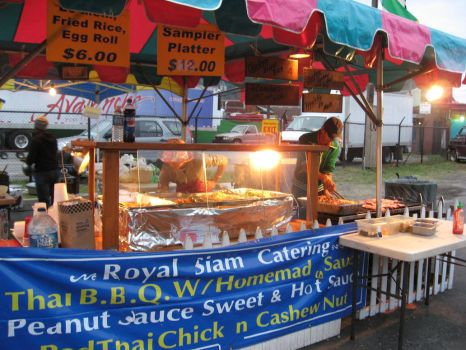 Royal Siam Catering by sharkyharpy