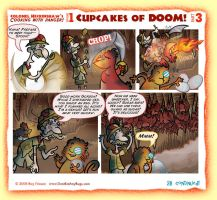 Cupcakes of Doom part 3 by raisegrate