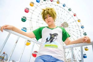 FREE! Makoto Tachibana - the colours of the world by rei-akai-him3