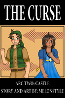 (APH) The Curse Arc Two Cover by melonstyle