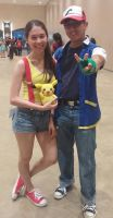 Ash and Misty by The-Great-Stash