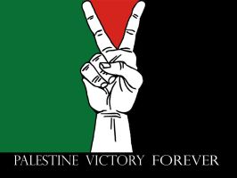 palestine victory wallpaper by zealousofpeace