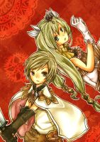 Rune Factory 4 by Xaferis