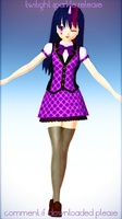 MMD Twilight Sparkle DOWNLOAD HAS ENDED by Snazy