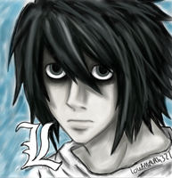 Death Note: L by LoudMouth321