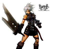 Riven Cloud Render by ElXandresX