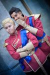 Cullen and Dorian - The great blackmail hunt by zahnpasta